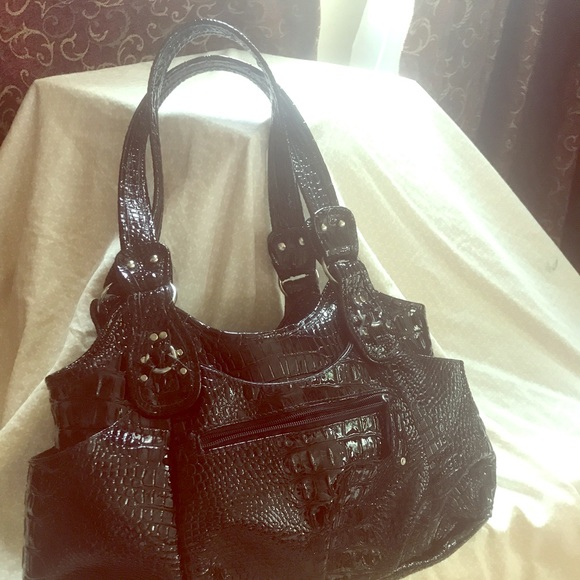 Jessica Simpson Handbags - Black Jessica Simpson over the shoulder hobo bag